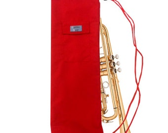 Trumpet Socks:  For the Marching Band Student; lightweight, durable, water resistant, and folds into your pocket.