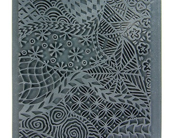 Texture Stamp - Cloodle By Lisa Pavelka  (PN4716)