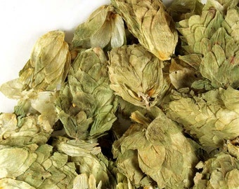 Hops Flowers 1 oz. - whole (not just for beer!)