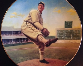 The Legends of Baseball Limited Edition Series, Plate No. 12