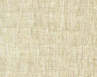 Natural Waterford Linen, Robert Kaufman, 100% Linen Fabric