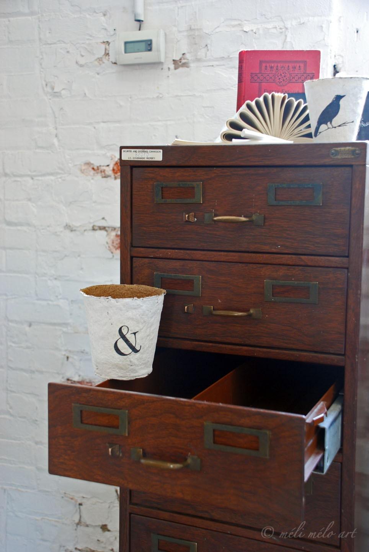 Index card file cabinet metal wood grain drawers price