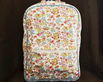 Kids backpack (M) :  LIBERTY Nancy Anne (Pink)