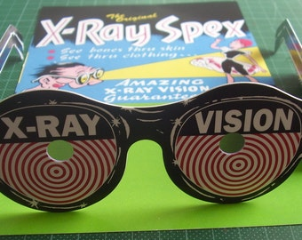 Glasses X Ray (Toy)