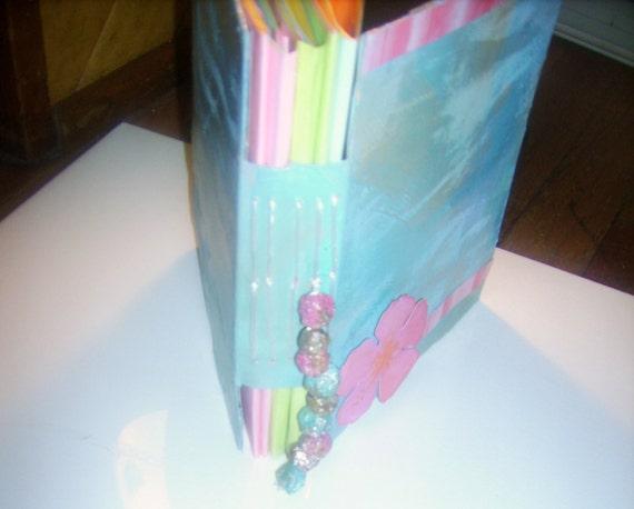 Hand Sewn Art Journal