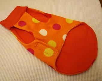 Super Comfy Orange Sphynx Clothing