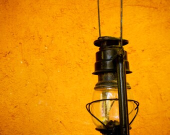 Oil - lamp Photography