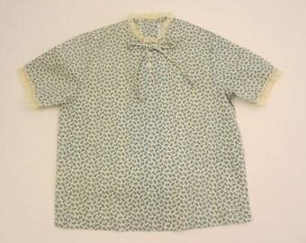 The Preston Girl cotton shirt new old stock