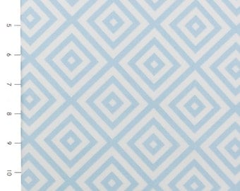 Max & Bunny Diamonds Blue by Andover (sold by the 1/4 yard)