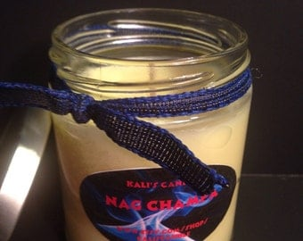 Kali's Candles 6oz Nag Champa Calming Candle