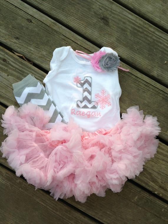 Items similar to Chevron winter ONEderland birthday outfit - winter wonderland birthday shirt ...