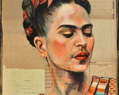 Frida en couleurs