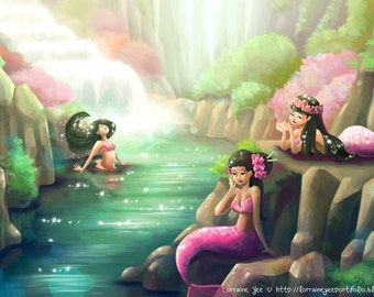 River Mermaids