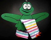 kids hanger (trempel) - frog gift for children kids baby him her friend