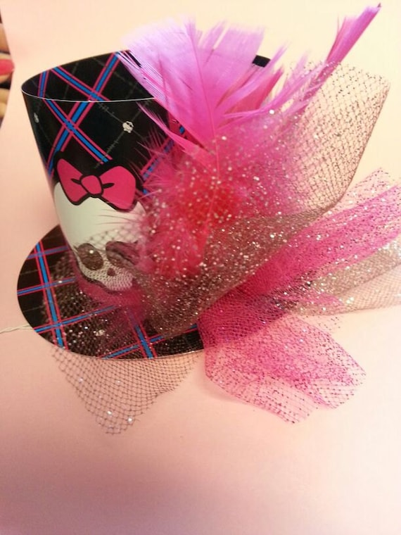 Monster High party hats.
