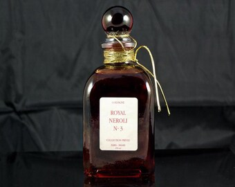 Cologne ROYAL NEROLI n.3  - Natural essential oils - Collection Privee - Natural Perfume - men & women