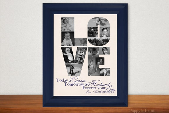 Parents Gift Wedding: LOVE Parent Wedding Gift Parent Gifts For Wedding By
