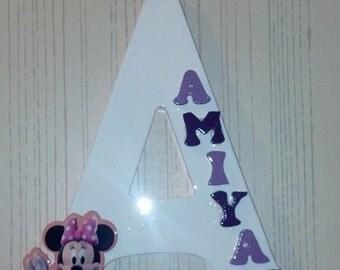 Amiyah room sign