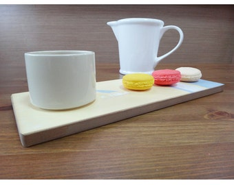 Wooden Tray Bird-table decor-wall decor-plate