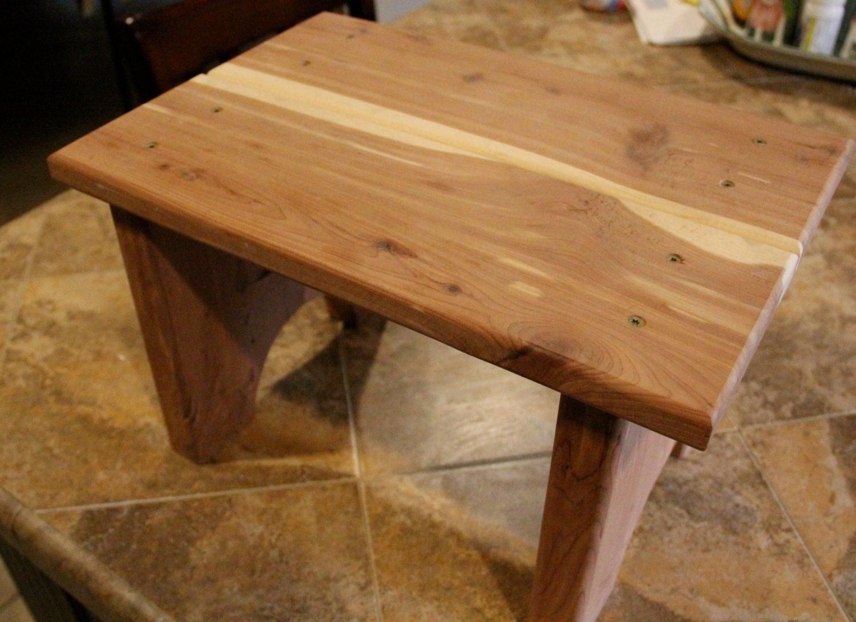 step stool wooden step stool kids step stool kitchen step. Black Bedroom Furniture Sets. Home Design Ideas