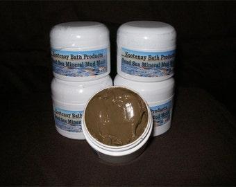 Kootenay Bath Dead Sea Mineral Mud Mask 4oz