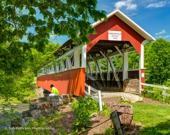 Barronvale Covered Bridge