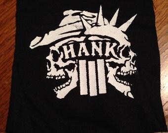 Hank 3 Punk Patch