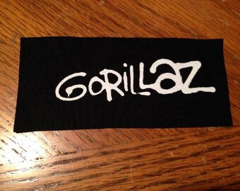 Gorillaz Punk Patch