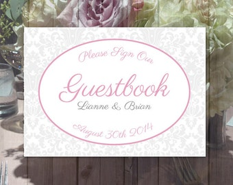 Please sign our guestbook, Printable Guestbook Sign, printable guestbook sign, guestbook printable, DIY wedding sign, Guestbook Printable