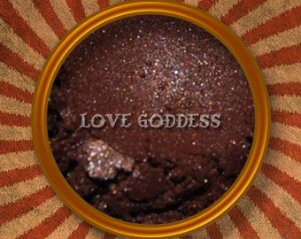 Love Goddess Mineral Eye Shadow-Handmade in the USA