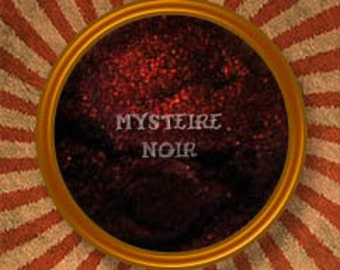 Mysteire Noir- Mineral Eye Shadow - Handmade in the USA