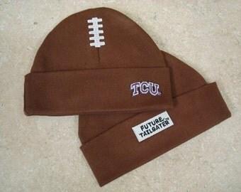 Texas Christian TCU Baby Football Cap