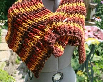 Harvest shawl