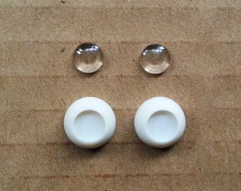 SA 16mm BJD DIY flat eye chip (semi-finished products) Buy ten pair get two pair free