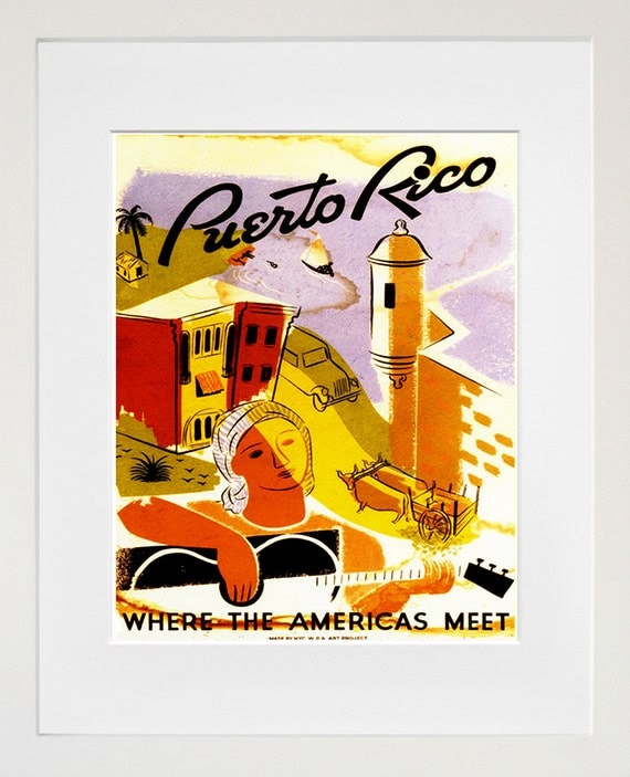Puerto Rican Wall Art - Elitflat