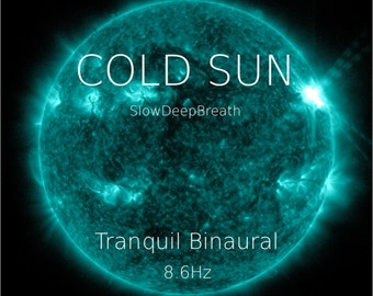 Cold Sun -  mp3 direct download - Meditation Music / Relaxing music with binaural beats technology.