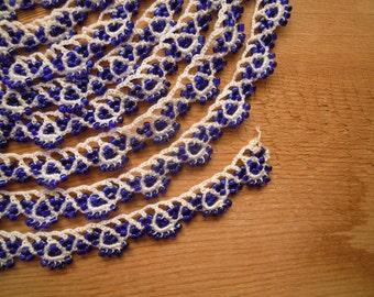 Crochet Pattern Central Edgings : CROCHET ROPE EDGING PATTERN Crochet Patterns Only