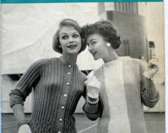 1959 Bernat Fashion Mag/Catalog