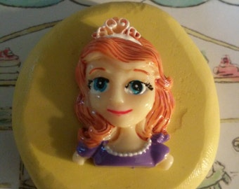 Princess Flexible Silicone Mold Set