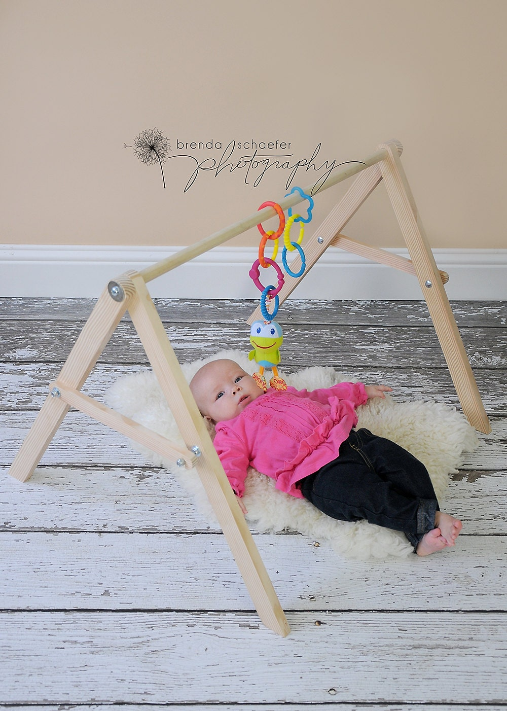 hand crafted wood baby gym structure play mat by. Black Bedroom Furniture Sets. Home Design Ideas