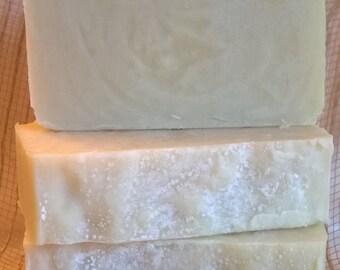 Lemon Shea Butter Soap - Lemon Vegan Soap - Summer Soul Soap