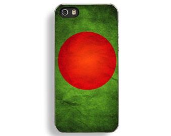 Flag of Bangladesh iPhone 5/5S Case - iPhone 4/4S Case - iPhone 5C Cases