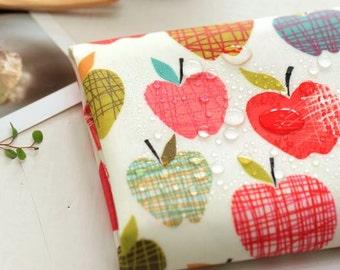 Laminated Apple Blossom Design Fabric by Yard AQ68