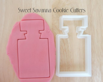 Perfume Bottle Cookie Cutter No.6