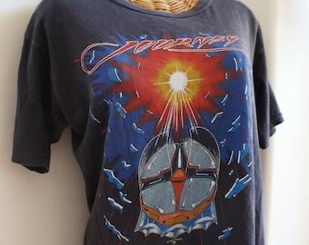 Journey 1982 Escape tour shirt Japan/Canada Alton Kelley