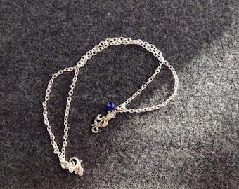 Squid Charm Necklace