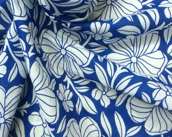 30%OFF Cotton fabric by yard, Multi color pure cotton printed fabric, Dress cotton Fabric, floral print, home decor fabric,quilting fabric