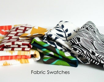 Fabric swatch, Fabric swatches, Fabric samples, Decorator fabric, Designer fabric, Select up to THREE swatches