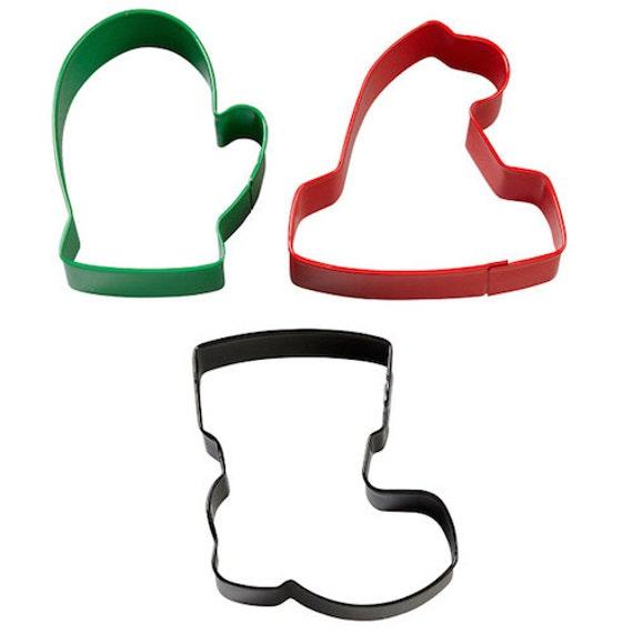 Winterwear Cookie Cutter Set Wilton Christmas Cookie Cutters