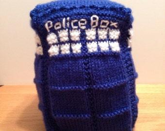 TARDIS Plush Pattern!
